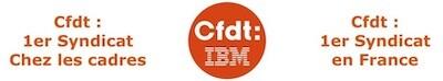 Cfdt IBM - Enquête salaires